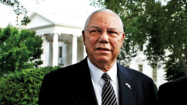 Colin Powell fot.Michael Reynolds/EPA