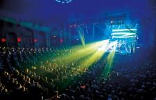 DSC_5029 Wypełniona sala podczas koncertu zespołu Yes
