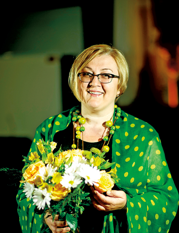 Małgorzata Kot fot.Dariusz Lachowski