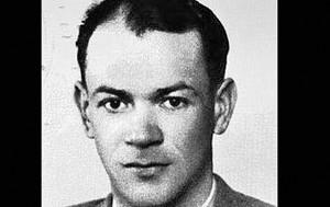 Johann Breyer - na zdjęciu archiwalnym, z czasów drugiej wojny światowej fot.United States Foreign Service