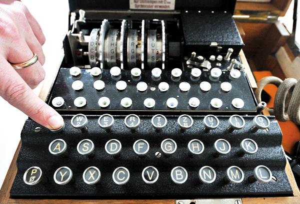 Enigma fot.Uli Deck/EPA