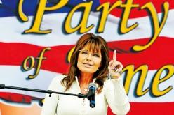 Powstrzymać Palin od gadulstwa
