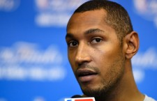 Boris Diaw  fot.Larry W. Smith/EPA