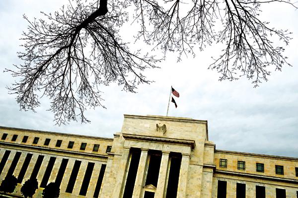 Siedziba Fed w Waszyngtonie fot.Matthew Cavanaugh/EPA