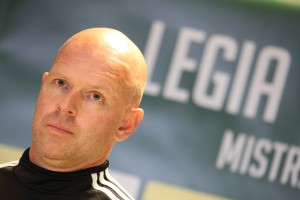 Henning Berg fot.Leszek Szymański/EPA