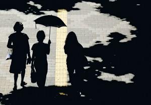 Upały w Japonii fot.Kimimasa Mayama/EPA