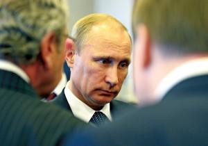 Władimir Putin fot.Alexey Nikolsky/RIA Novosti/EPA