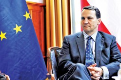 Sikorski candidate for EU foreign policy chief