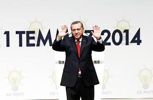 Recep Tayyip Erdogan fot.Depo Photos/EPA