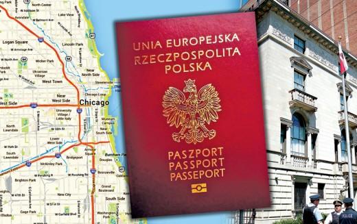 Bieg z przeszkodami po polski paszport