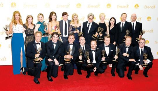 Po raz 66. wręczono nagrody Emmy