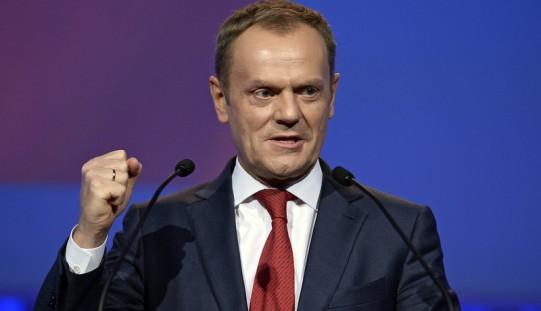 Saryusz-Wolski: Tusk kandydatem EPL na szefa Rady Europejskiej
