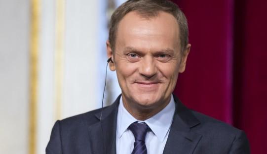 Donald Tusk wybrany na szefa Rady Europejskiej.