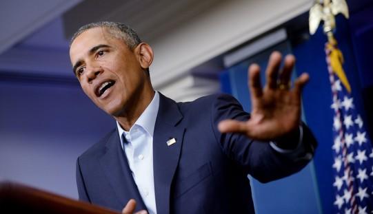 Obama pogratulował Tuskowi wyboru na przewodniczącego Rady Europejskiej
