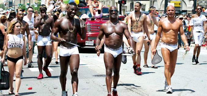 Trwa internetowy sondaż nt. parady gejów