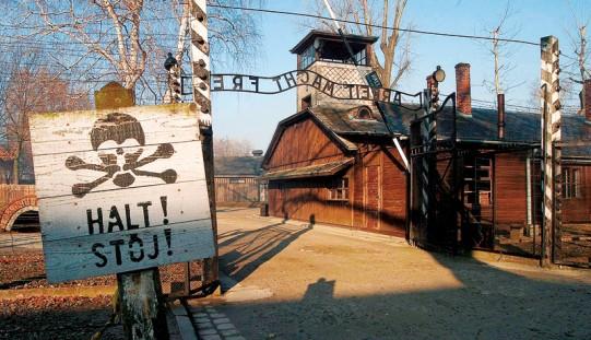 Kraków. Niemiecki nauczyciel skazany za kradzież w Muzeum Auschwitz