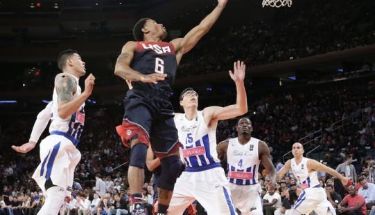 Amerykanie faworytami MŚ koszykarzy