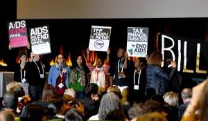 Konferencja na temat AIDS w Melbourne fot.