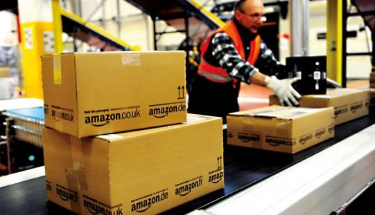 Niemcy. Pracownicy firmy Amazon będą strajkować aż Bożego Narodzenia