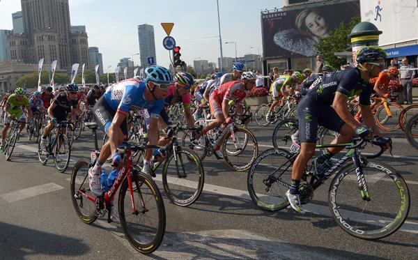 Tour de Pologne fot.Radek Pietruszka/EPA