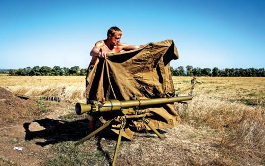 """""""Wiedomosti"""": Czy Rosja walczy na Ukrainie?"""