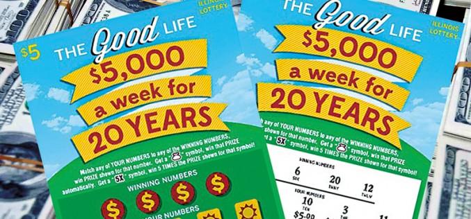 Illinois zerwał umowę z firmą zarządzającą loterią stanową