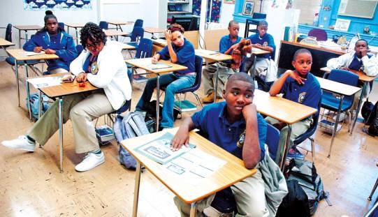 Po raz pierwszy biali w szkołach państwowych będą w mniejszości