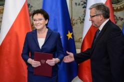 Ewa Kopacz faces 'difficult task' as new Polish PM