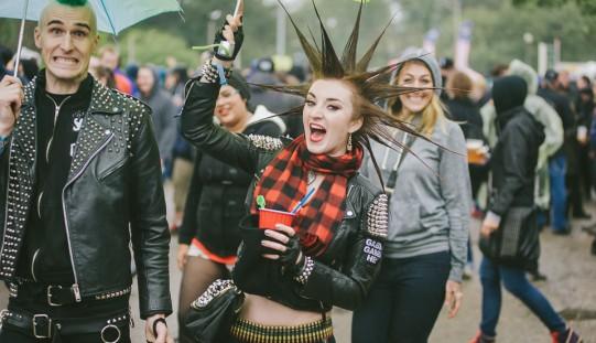 Riot Festival 2014