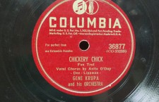 Gene Krupa, Chickery Chick, z kolekcji PMA fot. Iwona Bożek