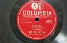 Gene Krupa, Dark Eyes, z kolekcji PMA fot. Iwona Bożek