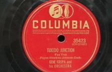 Gene Krupa, Tuxedo Junction, z kolekcji PMA fot. Iwona Bożek