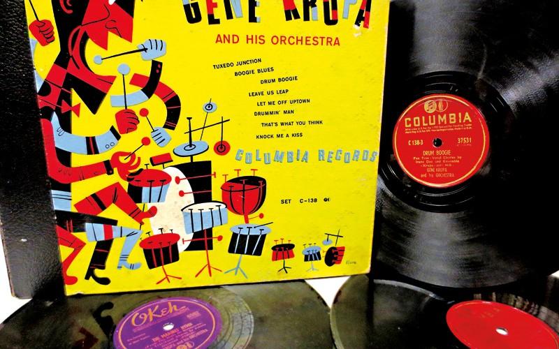 Gene Krupa – ojciec współczesnej perkusji