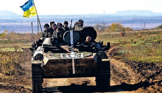 Francja i Niemcy oferują drony, aby nadzorowały rozejm na Ukrainie