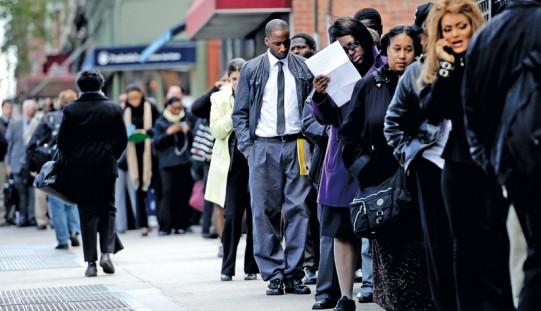 Liczba nowych bezrobotnych w USA spadła o 36 tys.