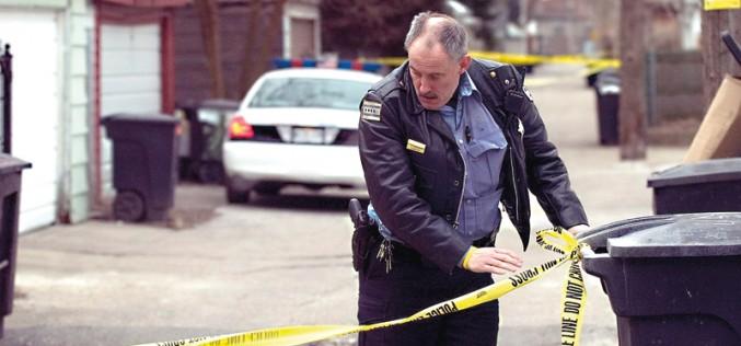 W lutym w Chicago 19 morderstw i 70 postrzelonych