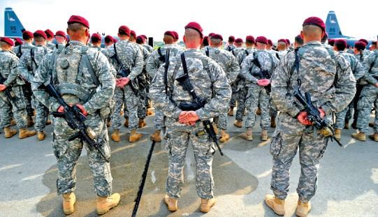 Nieudokumentowani imigranci będą mogli służyć w wojsku