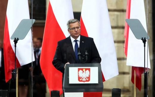 Prezydent w 75-lecie agresji sowieckiej na Polskę: dochodzić prawdy o Katyniu