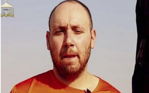 Wideo Państwa lslamskiego ze ścięciem głowy amerykańskiego zakładnika