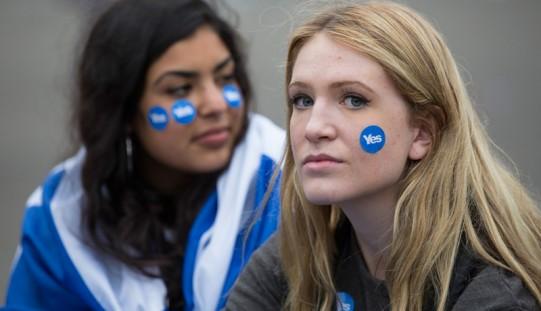 Szkocja przeciw niepodległości, Londyn przyzna jej większe uprawnienia