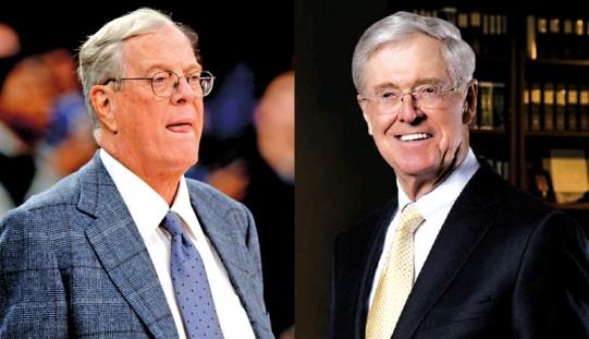 Dwa oblicza braci Koch