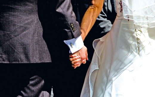 Maleje liczba małżeństw w USA, bo coraz trudniej o męża ze stałą pracą
