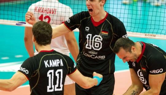 Niemcy na drodze Polaków po medal