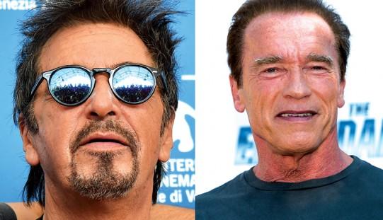 Odwołano planowane w Polsce spotkania z Pacino i Schwarzeneggerem