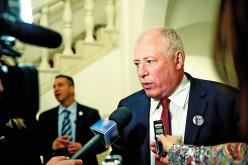 Gubernator Quinn zdobył poparcie związku strażaków