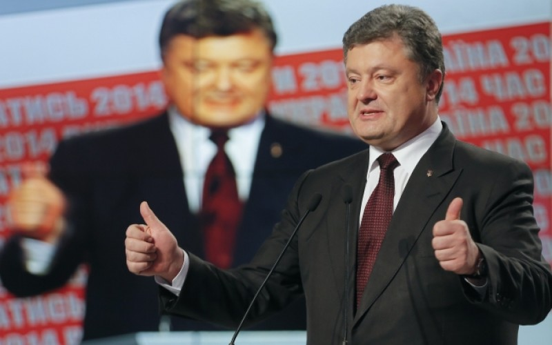 Eleições selam curso pró-europeu na Ucrânia