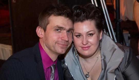 Kwesta polonijnych dziennikarzy na rzecz Tomasza Garncarza