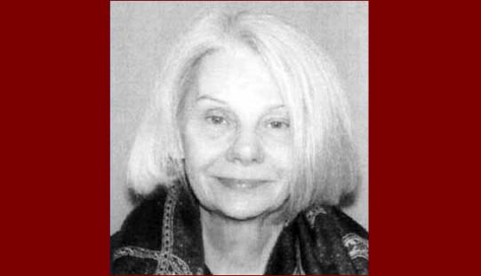 Zaginęła 60-letnia Barbara Chuba. Policja prosi o pomoc