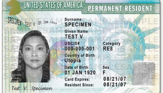 Szykuje się amnestia? Urząd imigracyjny zamawia miliony zielonych kart