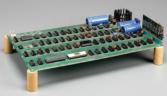 Ponad 900 tys. dolarów na jeden z pierwszych komputerów Apple 1
